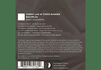 Bachplus - Christ Lag In Todesbanden  - (CD)