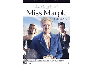 Miss Marple: Seizoen 6 - DVD