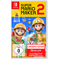 Super Mario Maker 2 - Limitierte Edition - [Nintendo Switch]