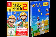 Super Mario Maker 2 (Limitierte Edition + Steelbook / Nur Online) [Nintendo Switch]