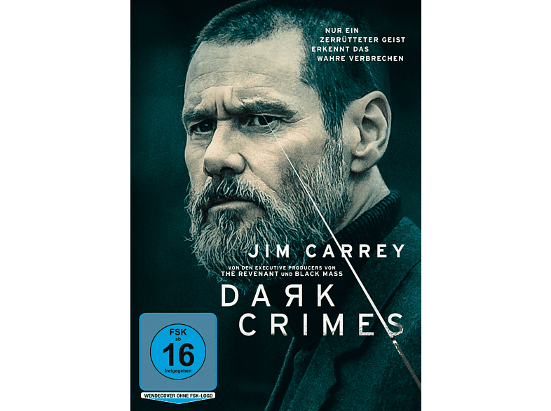 Dark Crimes [DVD]