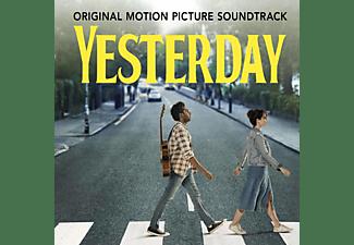 Daniel Pemberton, Lily James, Himesh Patel - Yesterday  - (Vinyl)