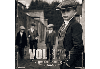 Volbeat - Rewind, Replay, Rebound (DLX) CD