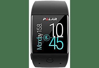 Reloj deportivo - Polar M600 Negro, Frecuencia cardíaca en la muñeca y GPS integrado