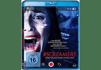 SCREAMERS - HÖRST DU DEN SCHREI IST ES ZU SPÄT Blu-ray