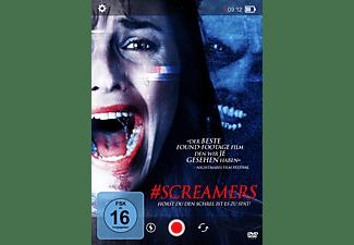 SCREAMERS - HÖRST DU DEN SCHREI IST ES ZU SPÄT DVD