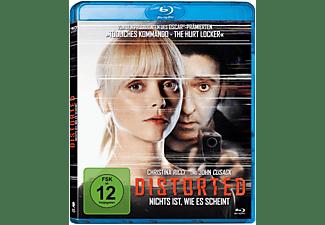 DISTORTED - NICHTS IST WIE ES SCHEINT Blu-ray