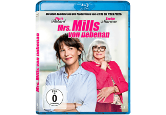 MRS. MILLS VON NEBENAN Blu-ray