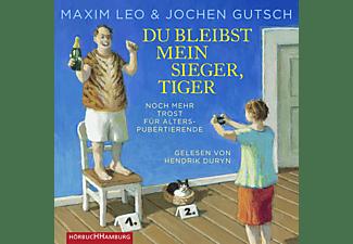 Du bleibst mein Sieger, Tiger  - (CD)