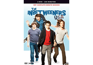 The Inbetweeners USA: Seizoen 1 - DVD