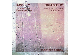 Brian Eno - Apollo: Atmospheres And Soundtracks (Extended)  - (CD)