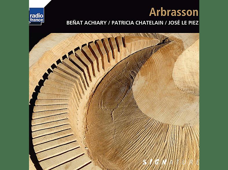 Beñat Achiary, Patricia Chatelain, José Le Piez - Arbrasson [CD]
