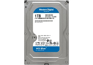 WD Blue™ Festplatte Bulk, 1 TB HDD SATA 6 Gbps, 2,5 Zoll, intern