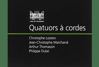 VARIOUS, Agnes Sulem-Biolobroda, Thomas Tercieux, Jean Sulem, Xavier Gagnepain - Werke für Streichquartett [CD]