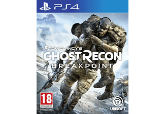 Tom Clancy's Ghost Recon Breakpoint PS4 NL/FR