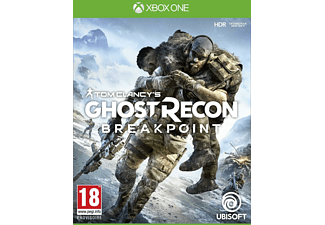 Tom Clancy's Ghost Recon Breakpoint Xbox One NL/FR