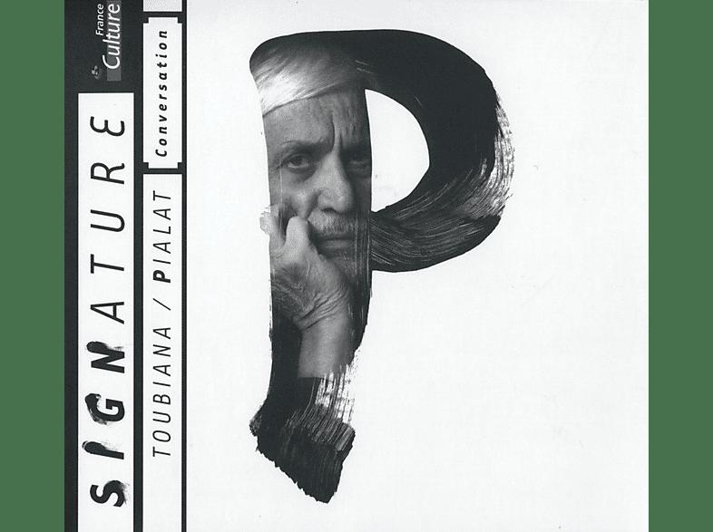 Maurice Pialat, Serge Toubiana, Thierry Jouss - Conversation [CD]