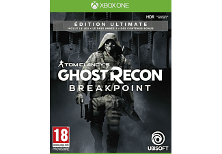 Tom Clancy's Ghost Recon Breakpoint - Ultimate Edition Xbox One Nl/FR