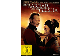 Der Barbar und die Geisha DVD
