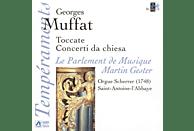Martin Gester, Le Parlement De Musique - Concerti da Chiesa [CD]