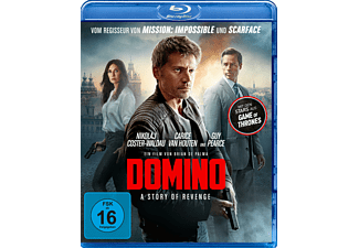 Domino - A Story of Revenge Blu-ray