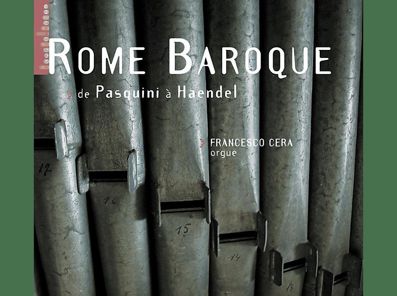 Francesco Cera - Rome Baroque [CD]
