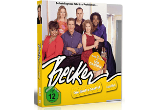 Becker - Staffel 5 DVD