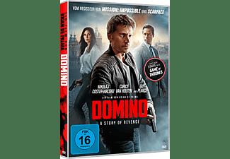 Domino - A Story of Revenge DVD