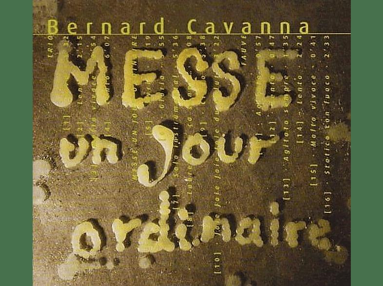 VARIOUS - Messe Un Jour Ordinaire [CD]