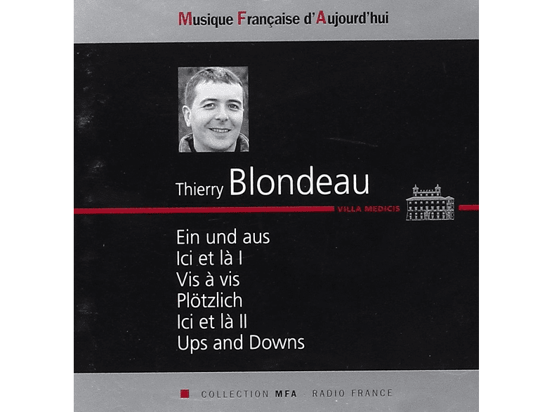 Ensemble Court-Circuit - Ein & Aus/Plötzlich/+ [CD]