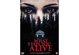 What keeps You Alive DVD