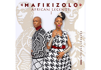 Mafikizolo - African Legends  - (CD)