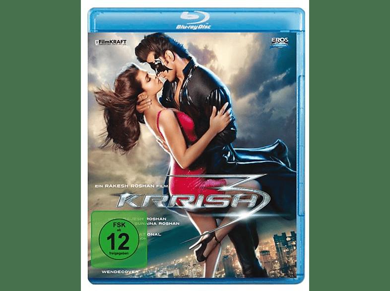 Krrish 3 [Blu-ray]