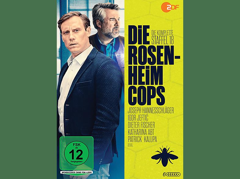 Die Rosenheim-Cops - Die komplette Staffel 18 [DVD]