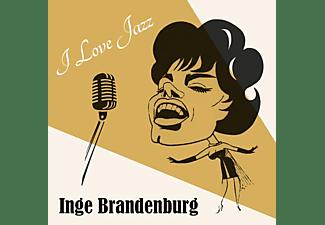 Inge Brandenburg - I LOVE JAZZ  - (CD)