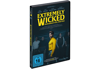 Extremely Wicked, Shockingly Evil and Vile DVD