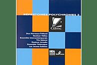 Boeur, Chizy, Feldhandler, Giner - Répertoires polychromes,Vol.3 [CD]