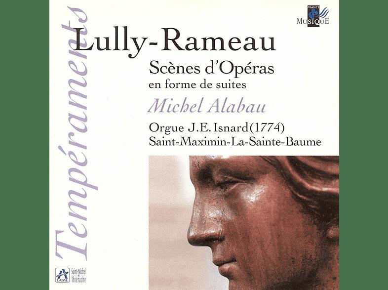Michel Alabau - Scènes d'Operas en forme de suites [CD]