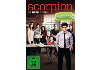 Scorpion - Staffel 4 - (DVD)