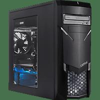 CAPTIVA I49-643, Gaming PC mit Core™ i5 Prozessor, 8 GB RAM, 120 GB SSD, 1 TB HDD, GeForce® GTX 1660Ti, 6 GB