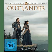 Outlander - Staffel 4 (5 Discs) [Blu-ray]