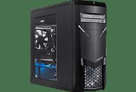 CAPTIVA R49-662, Gaming PC mit Ryzen™ 7 Prozessor, 16 GB RAM, 480 GB SSD, 1 TB HDD, GeForce® GTX 1660, 6 GB