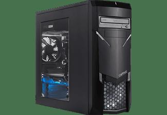 CAPTIVA I49-640, Gaming PC mit Core™ i7 Prozessor, 8 GB RAM, 120 GB SSD, 1 TB HDD, GeForce® GTX 1660, 6 GB