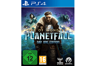 Age of Wonders: Planetfall Day One Edition - [PlayStation 4]
