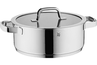 WMF 07.8824.6380 Compact Cuisine Bratentopf (Cromargan®: Edelstahl Rostfrei 18/10, poliert)