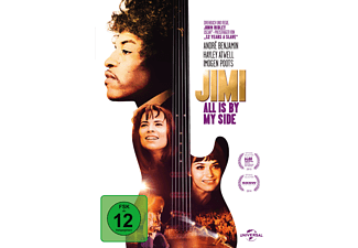 Jimi: All Is By My Side (MSD Exclusive) - (DVD)