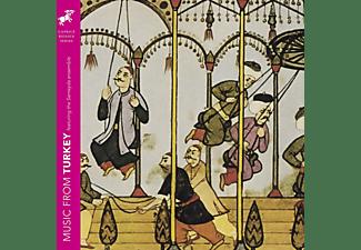 Sameyda Ensemble - Music from Turkey  - (CD)
