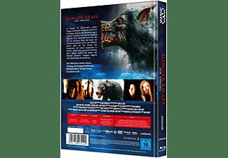 GINGER SNAPS 3 (MEDIABOOK B/+DVD) Blu-ray + DVD