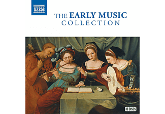 VARIOUS - The Early Music Collection  - (CD)