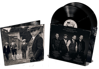 Volbeat - Rewind, Replay, Rebound [Vinyl]